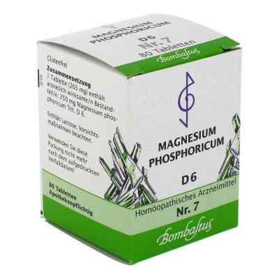 Biochemie 7 Magnesium phosphoricum D 6 Tabl.  zamów na apo-discounter.pl