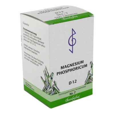 Biochemie 7 Magnesium phosphoricum D 12 Tabl.