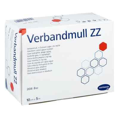 Verbandmull Hartmann 10cmx5m zickzack  zamów na apo-discounter.pl