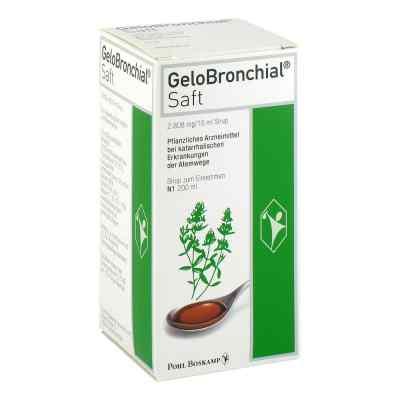 Gelobronchial Saft  zamów na apo-discounter.pl