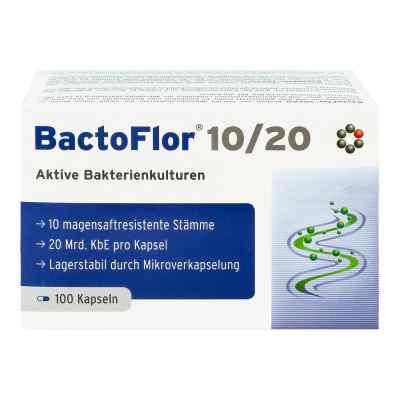 Bactoflor 10/20 kapsułki   zamów na apo-discounter.pl