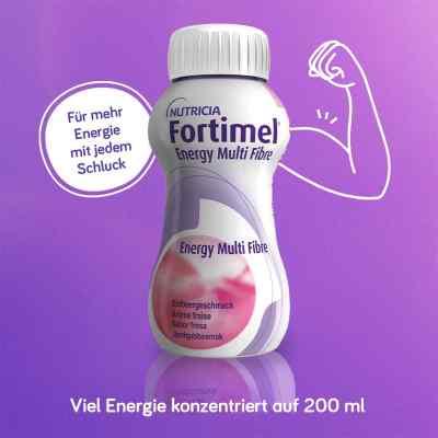 Fortimel Energy Multi Fibre smak truskawkowy  zamów na apo-discounter.pl