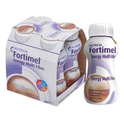 Fortimel Energy Multi Fibre Schokoladengeschmack