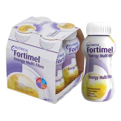 Fortimel Energy Multi Fibre Vanillegeschmack