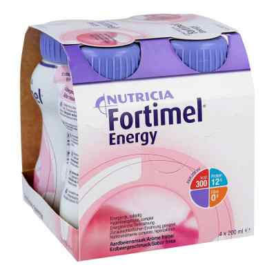 Fortimel Energy Erdbeergeschmack  zamów na apo-discounter.pl