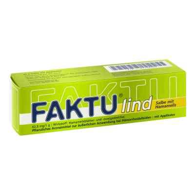 Faktulind, maść z oczarem  zamów na apo-discounter.pl