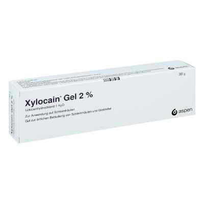 Xylocain Gel 2%  zamów na apo-discounter.pl
