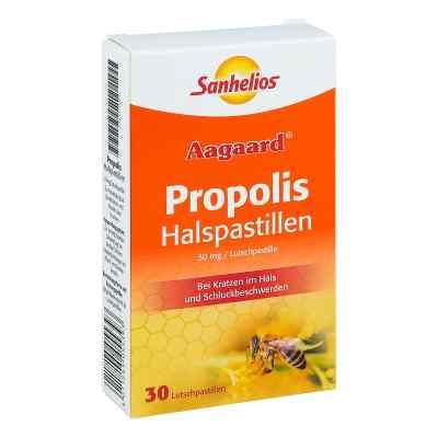 Sanhelios Pastylki na gardło z propolisem   zamów na apo-discounter.pl