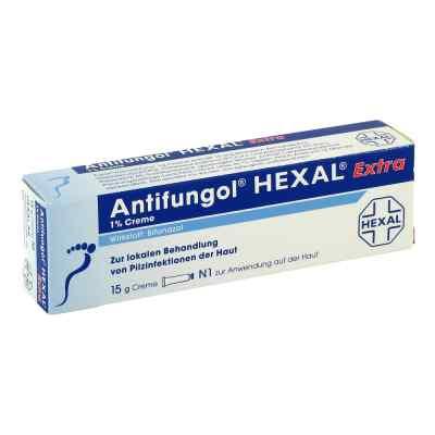 Antifungol Hexal Extra 1% Creme