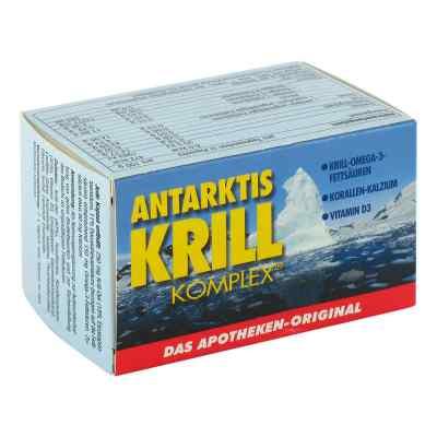Kryl antarktyczny komplex kapsułki