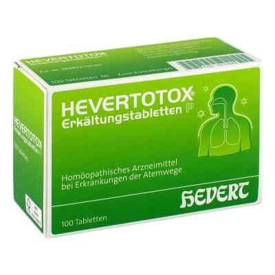 Hevertotox Erkaeltungstabletten P