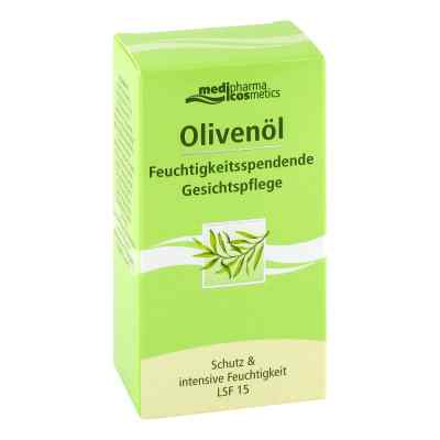 Olivenoel nawilżający krem do twarzy  zamów na apo-discounter.pl