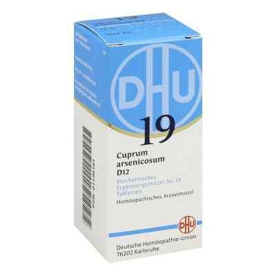 Biochemie Dhu 19 Cuprum arsenicosum D 12 Tabl.  zamów na apo-discounter.pl