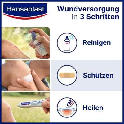 Hansaplast Universal Strips waterres.19x72mm
