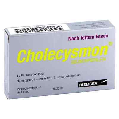 Cholecysmon srebrzyste perełki  zamów na apo-discounter.pl