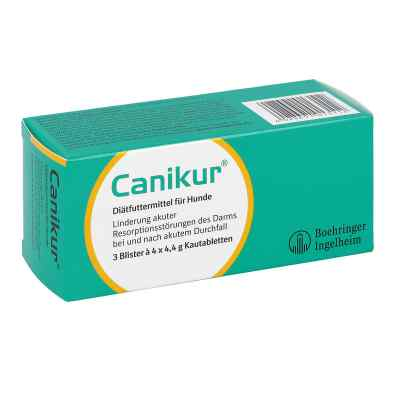 Canikur Tabl. vet.  zamów na apo-discounter.pl