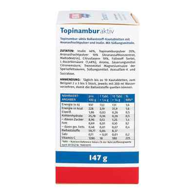 Topinambur Aktiv Megamax Kautabl.  zamów na apo-discounter.pl