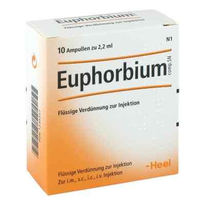 Euphorbium Comp. Sn Amp.  zamów na apo-discounter.pl
