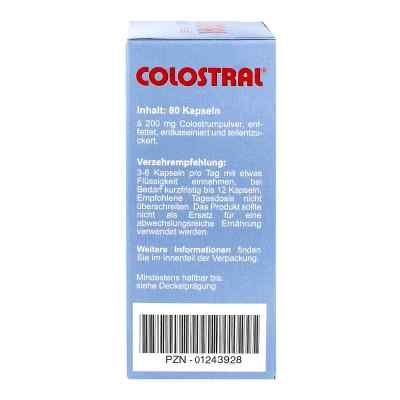 Colostral colostrum kapsułki  zamów na apo-discounter.pl