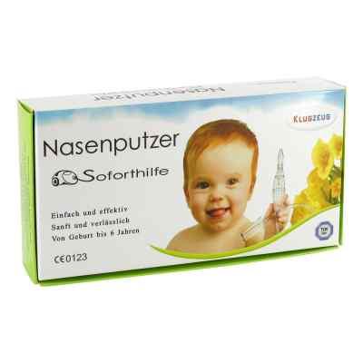 Klugzeug urządzenie do czyszczenia nosa dla dzieci  zamów na apo-discounter.pl