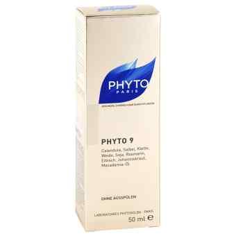 Phyto 9 Krem regenerujący do pielęgnacji włosów bardzo suchych  zamów na apo-discounter.pl