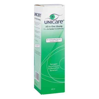 Unicare All in One f. harte Linsen Loesung  zamów na apo-discounter.pl