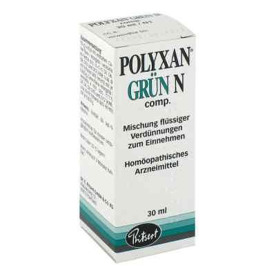 Polyxan gruen N comp. Tropfen  zamów na apo-discounter.pl