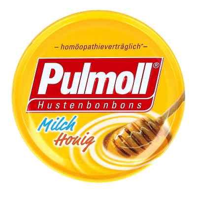 Pulmoll Milch Honig Bonbons