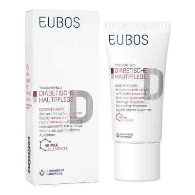 Eubos Diabetes przeciwzmarszczkowy krem do twarzy