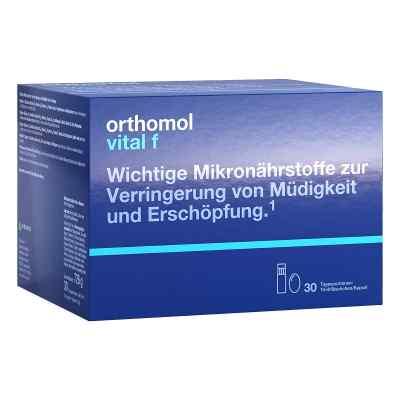 Orthomol Vital F ampułki + kapsułki  zamów na apo-discounter.pl