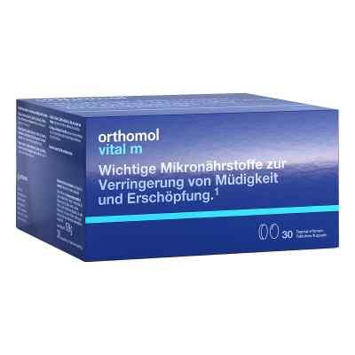 Orthomol Vital M 30 tabletki+kapsułki  zamów na apo-discounter.pl