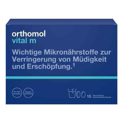 Orthomol Vital M proszek+kapsułki  zamów na apo-discounter.pl