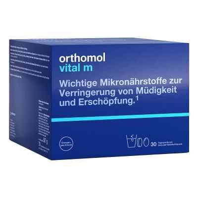 Orthomol Vital M 30 granulat/kapsułki - duże opakowanie  zamów na apo-discounter.pl