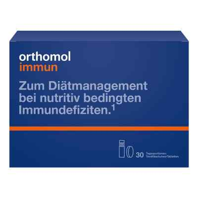 Orthomol Immun ampułki  zamów na apo-discounter.pl