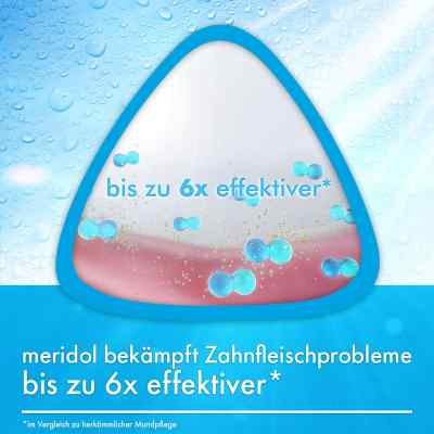 Meridol płyn do płukania jamy ustnej  zamów na apo-discounter.pl