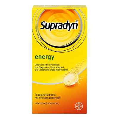 Supradyn tabletki musujące