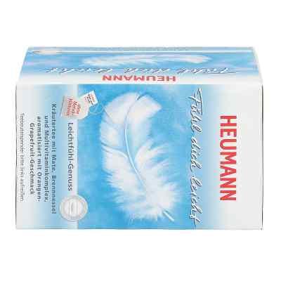 Heumann herbata poczuj się lekko