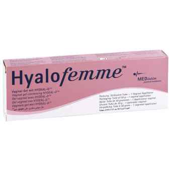 Hyalofemme żel intymny z kwasem hialuronowym  zamów na apo-discounter.pl