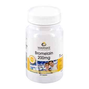 Bromelain® Tabletki na żołądek 200 mg   zamów na apo-discounter.pl