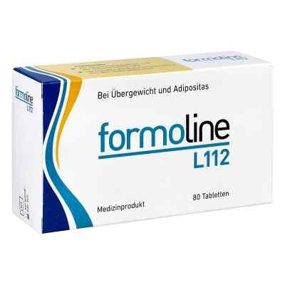 Formoline L 112 tabletki 80 szt.