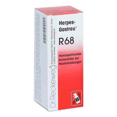 Herpes Gastreu R 68 Tropfen