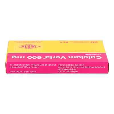 Calcium Verla 600 mg Filmtabl.  zamów na apo-discounter.pl