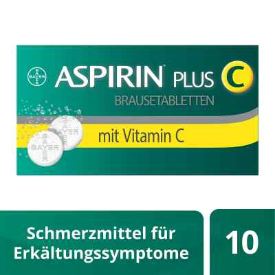 Aspirin plus C Brausetabl.  zamów na apo-discounter.pl