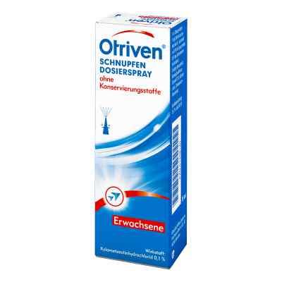 Otriven 0,1% Dosierspray ohne Konserv.stoffe  zamów na apo-discounter.pl