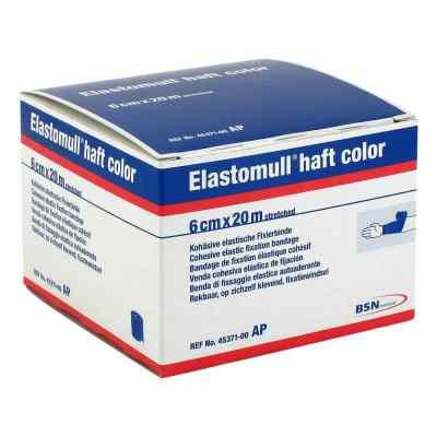 Elastomull haft color 20mx6cm blau Fixierb.  zamów na apo-discounter.pl