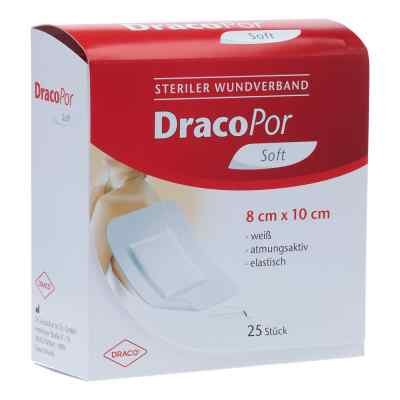 Dracopor Wundverband 10x8cm steril  zamów na apo-discounter.pl
