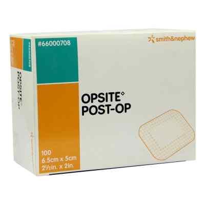 Opsite Post Op 6,5x5cm Verband  zamów na apo-discounter.pl