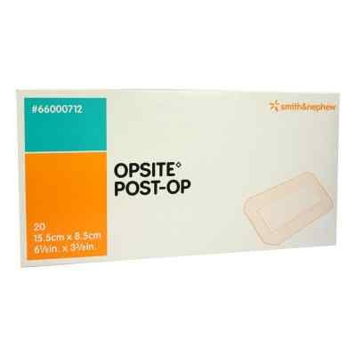 Opsite Post Op 15,5x8,5cm Verband  zamów na apo-discounter.pl