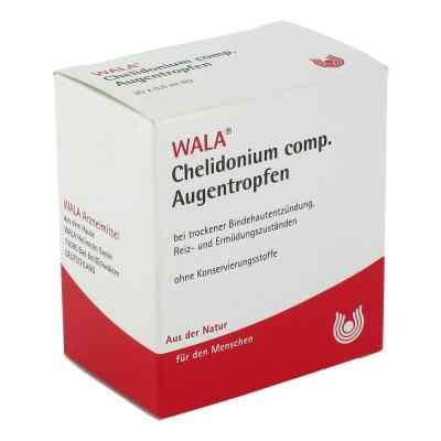 Wala Chelidonium Comp krople do oczu  zamów na apo-discounter.pl