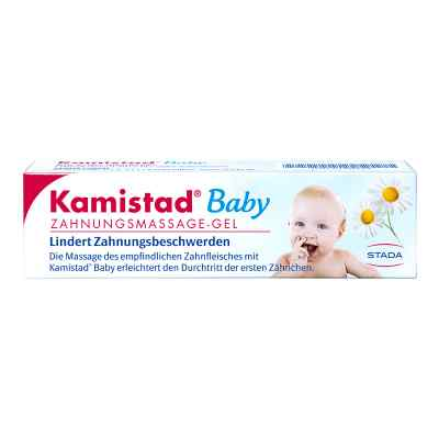 Kamistad Baby żel na ząbkowanie  zamów na apo-discounter.pl